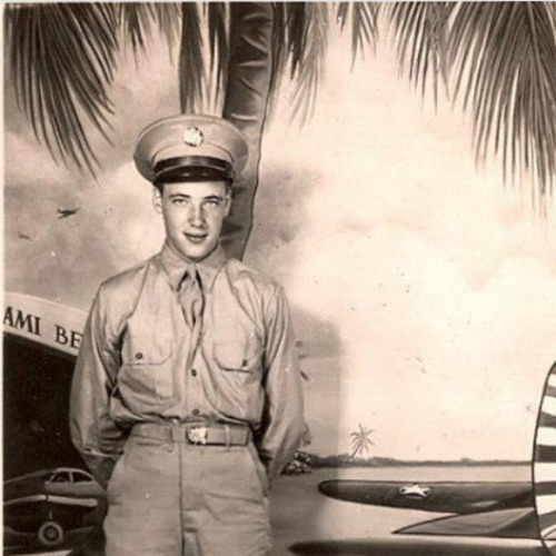 Staff Sergeant Frank Freeman